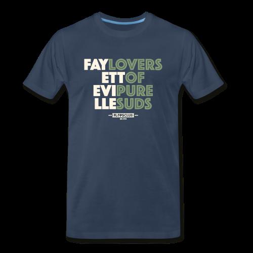 Lovers of Pure Suds - Men's Premium T-Shirt