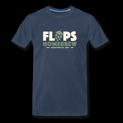 FLOPS - Men's Premium T-Shirt