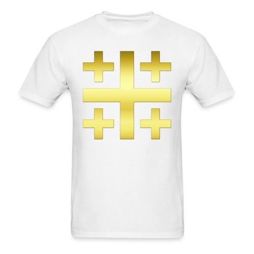 Jerusalem - Men's T-Shirt