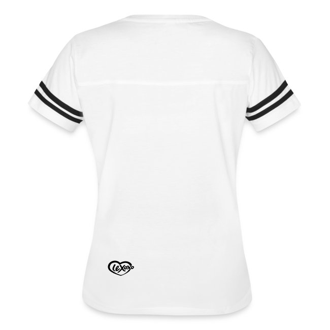 LEXoxo (Front & Left Back T-Shirt) Womens
