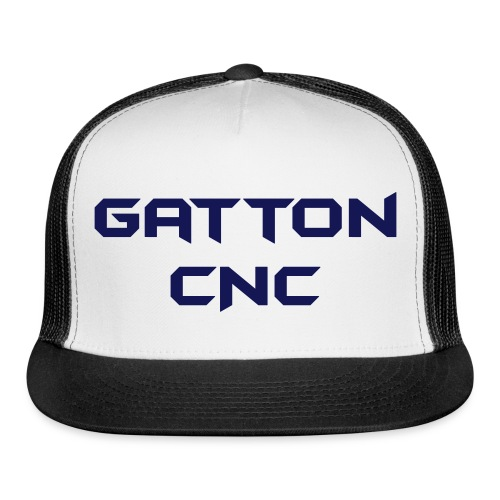 Gatton CNC Ball Cap - Trucker Cap