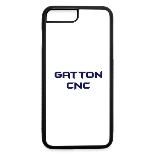 Gatton CNC iPhone Case - iPhone 7 Plus/8 Plus Rubber Case