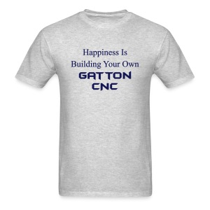 Happiness Is Tee Shirt - Men's T-Shirt