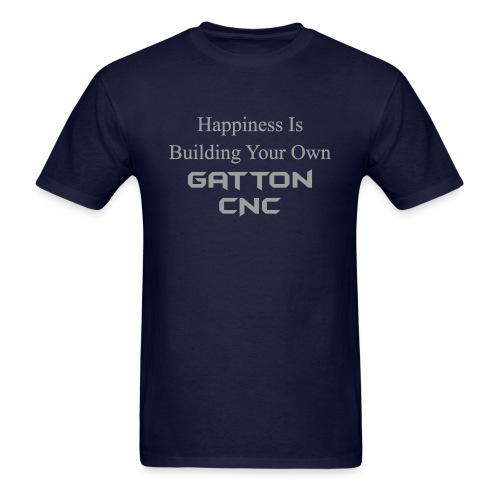 Happiness Is Tee Shirt - Men's T-Shirt