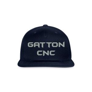 Gatton CNC baseball cap - Snap-back Baseball Cap