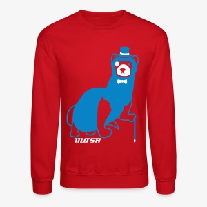 MASON RED - Crewneck Sweatshirt
