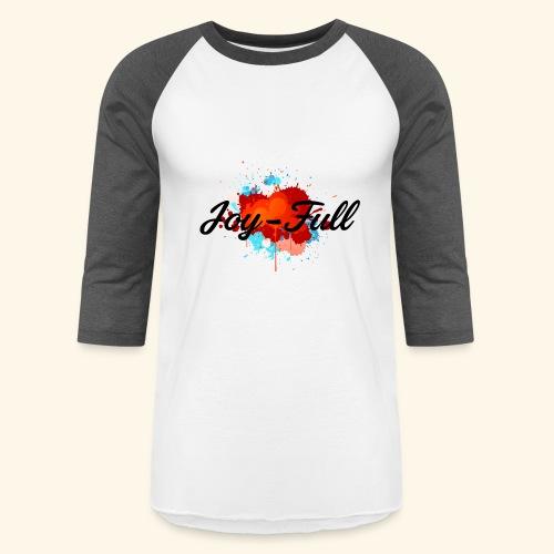 Baseball Tee (Charcoal) - Baseball T-Shirt