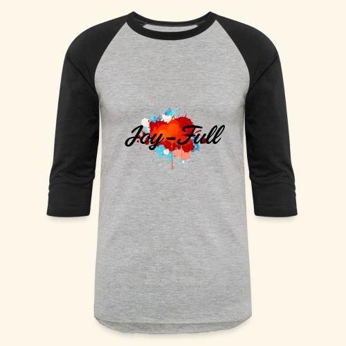 Baseball Tee (Gray) - Baseball T-Shirt