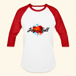 Baseball Tee (Red) - Baseball T-Shirt