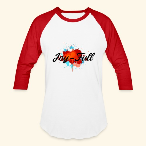 Baseball Tee (Red) - Baseball T-Shirt