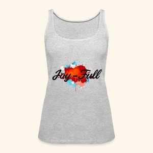 Joy Full Sports Tank  - Women's Premium Tank Top
