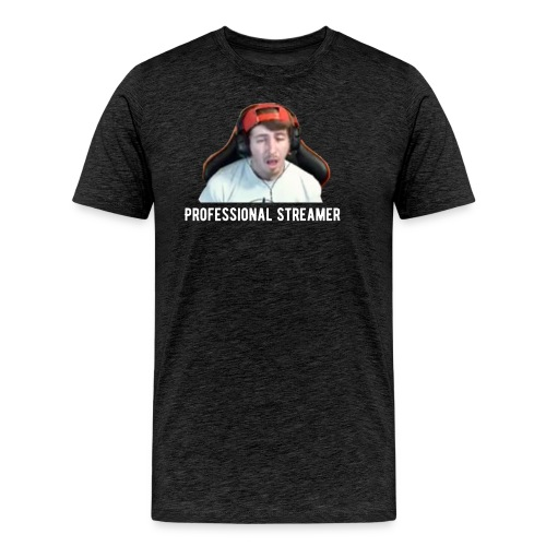 Professional Streamer - Men's Premium T-Shirt