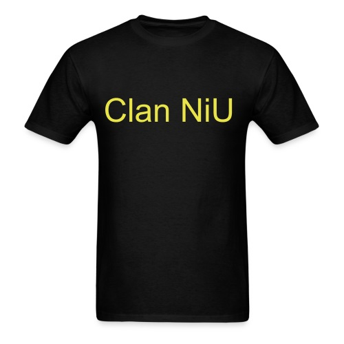 Clan NiU : T-shirt! - Men's T-Shirt