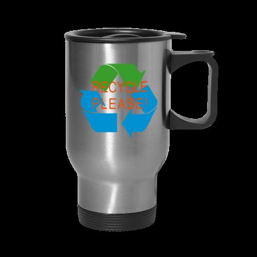 Recycle - Travel Mug