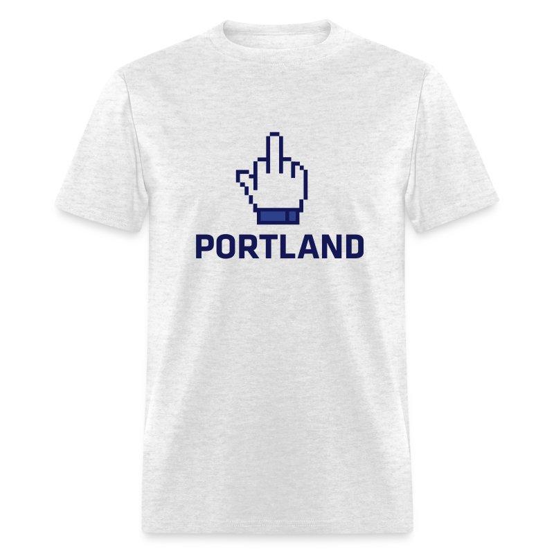 Eff Portland  - Men's T-Shirt
