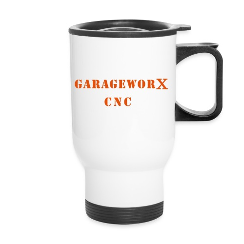 GarageWorX CNC Travel Mug - Travel Mug