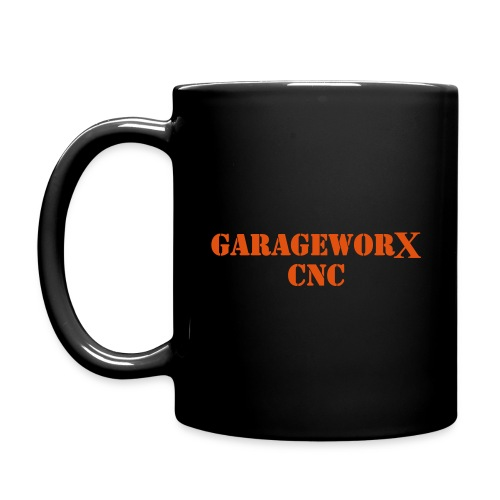 GarageWorX CNC Coffee Mug - Full Color Mug