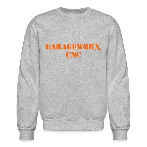 GarageWorX CNC Sweatshirt - Crewneck Sweatshirt