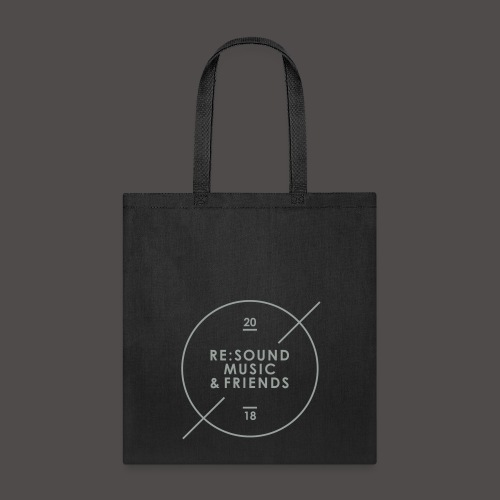 Re:Sound Music & Friends 2018 - Tote Bag  - Tote Bag