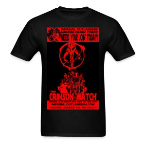 IO Crimson Watch Recruitment Tee - Men's T-Shirt