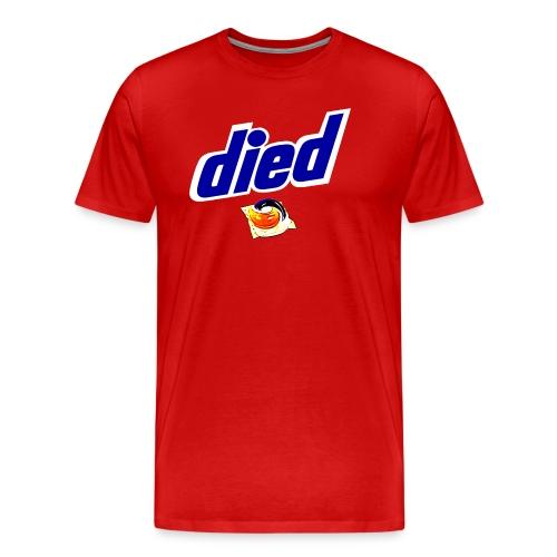 Died Pods - Men's Premium T-Shirt