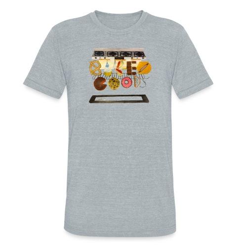 Baked Goods Shapstick Logo SUPER SOFT Tee - Unisex Tri-Blend T-Shirt