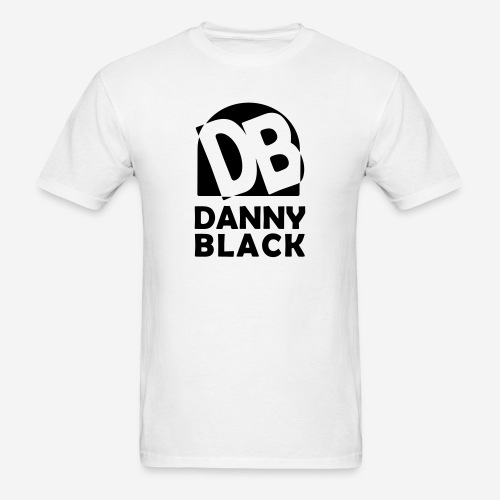 Wears Danny Black - Old - Men's T-Shirt