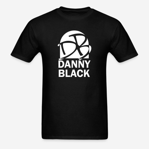 Wears Danny Black - Men's T-Shirt