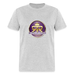 Royal Rulers Logo  - Men's T-Shirt