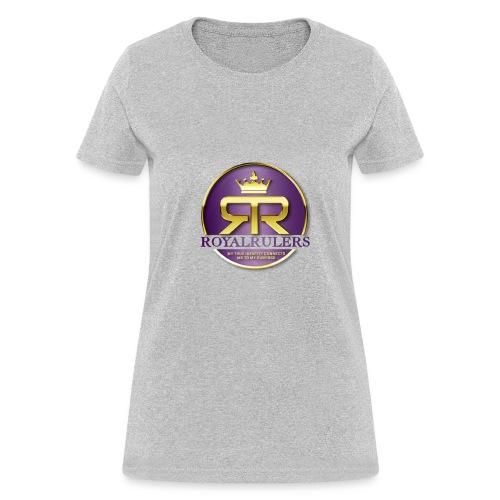 Royal Rulers Logo  - Women's T-Shirt