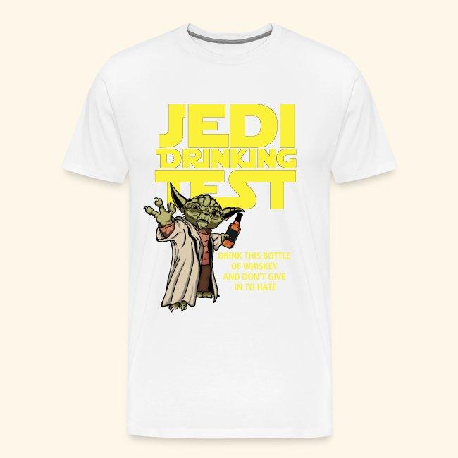 Jedi Drinking Test