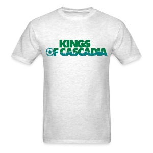 Kings of Cascadia - Men's T-Shirt