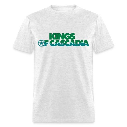Kings of Cascadia - Men's T-Shirt