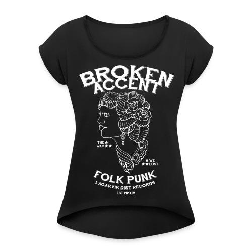 2018 - Victorian - T-Shirt - Women's Roll Cuff T-Shirt