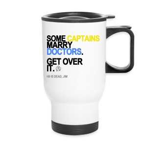 Some Captains Marry Doctors Travel Mug - Travel Mug