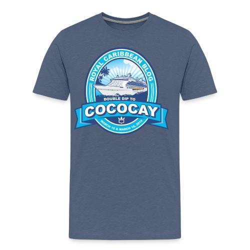 Men's Mariner of the Seas Group Cruise shirt - Men's Premium T-Shirt