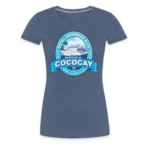 Women's Mariner of the Seas Group Cruise shirt - Women's Premium T-Shirt