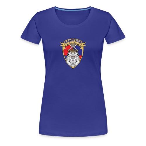 Ramstein Crest Soccer Tee - Women's - Women's Premium T-Shirt