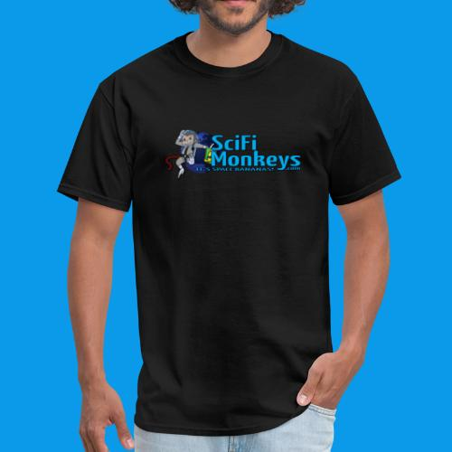 It's Space Bananas! - Men's T-Shirt
