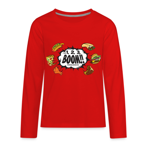Kids' Long Sleeve T-Shirt - Kids' Premium Long Sleeve T-Shirt