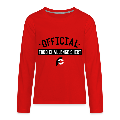 Kids' Long Sleeve T-Shirt - Kids' Premium Long Sleeve T-Shirt