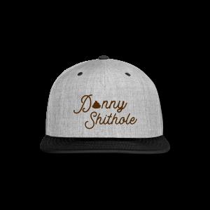 Donny Shithole - Snap-back Baseball Cap