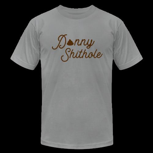 Donny Shithole - Men's Fine Jersey T-Shirt