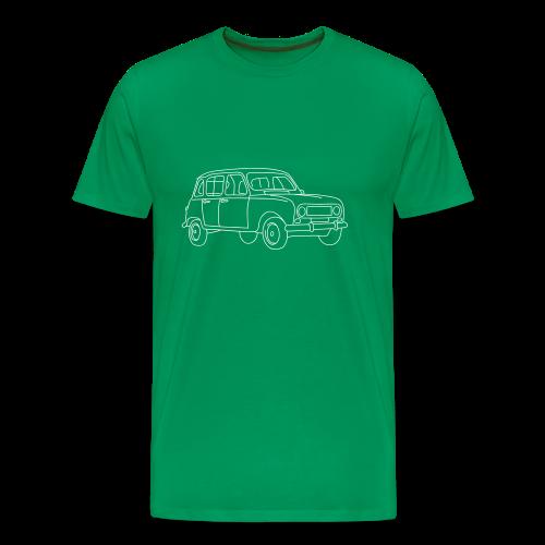 R4 (car) - Men's Premium T-Shirt