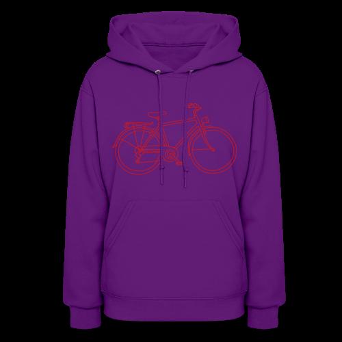 Bicycle - Women's Hoodie