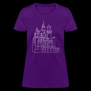Neuschwanstein Castle - Women's T-Shirt