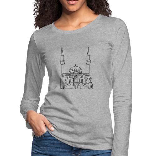 Sehitlik Mosque Berlin - Women's Premium Long Sleeve T-Shirt
