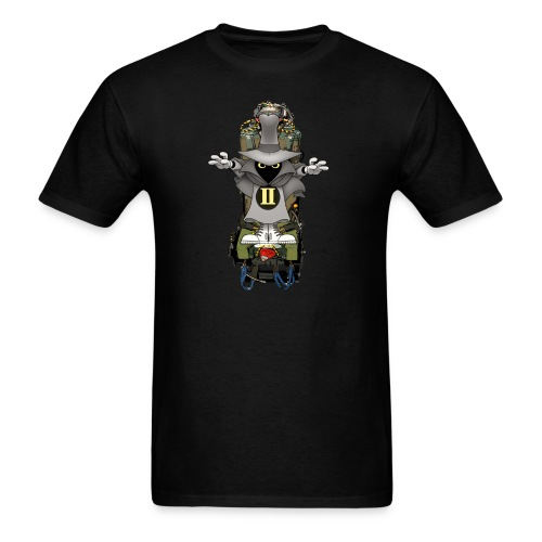 Phantom Seat Spook - Men's T-Shirt