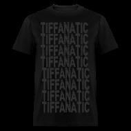 T-Shirts ~ Men's T-Shirt ~ Tif-FAN-atic