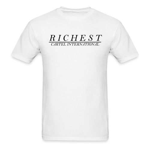 Richest Fancy Tee - Men's T-Shirt